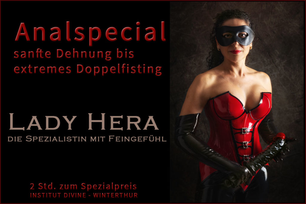 Lady Her Analspezial Winterthur