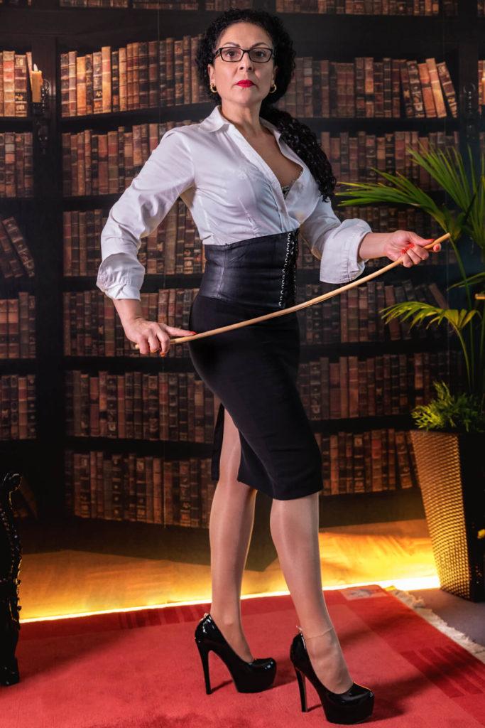 Rollenspiel Lehrerin Lady Hera